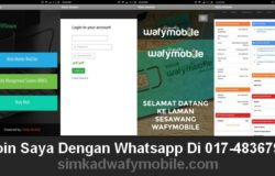 apps android untuk Wafy Mobile
