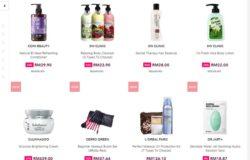 beli produk kecantikan wanita korea di internet