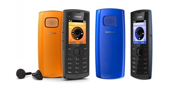 Nokia X1-01 colour