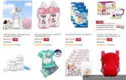 Survey harga untuk barang baby murah