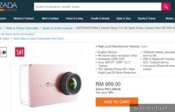 Beli Xiaomi Yi Cam 4K Action Camera 2 di Lazada Online