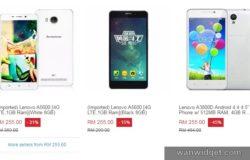 Beli smartphone murah android di Lazada