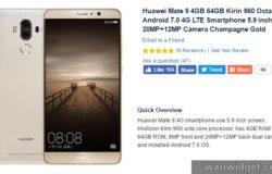 Buy Huawei Mate 9 Malaysia Online