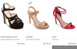 Fesyen terkini beli kasut wanita yang cantik