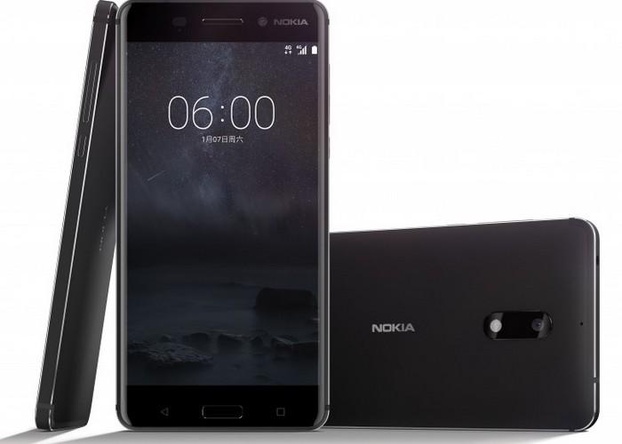 Gambar smartphone Nokia 6