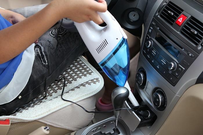 Hampagas mudah alih untuk kereta
