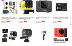 Kamera aksi terbaik untuk rakaman video YouTube