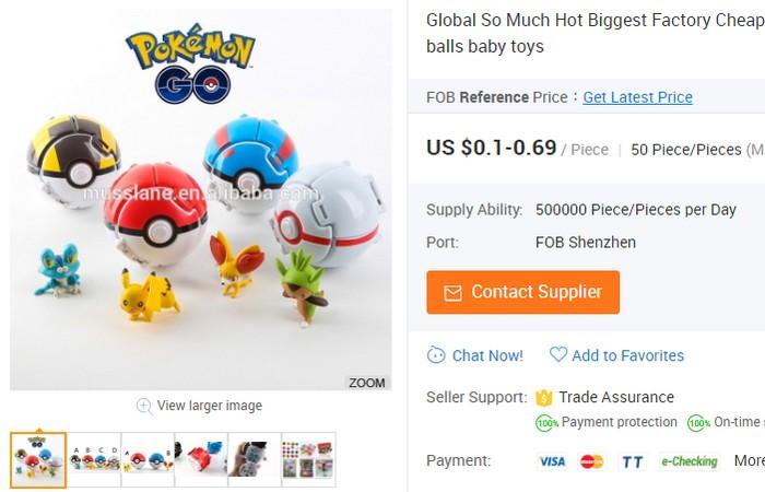 Produk barangan mainan yang terlalu murah yang boleh anda borong dari China