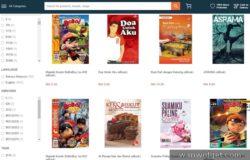 eBook keluaran Malaysia bahasa melayu, cina dan english
