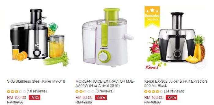 Beli mesin jus buah buahan online di Lazada Malaysia