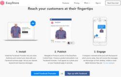 Cara membina eCommerce Online Mall dengan Easystore Malaysia
