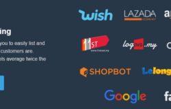 Dengan pakej webstore dari Easystore, anda boleh membuka banyak kedai online