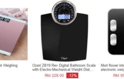 Beli alat penimbang berat badan murah di Lazada Malaysia