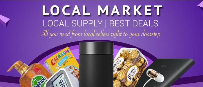 Beli barang keperluan harian tempatan secara online di Ezbuy Malaysia