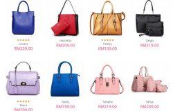 Beli handbag premium quality online di website eCommerce BagBeg