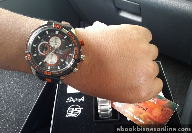 Beli jam tangan Alba special edition di website eCommerce online shopping