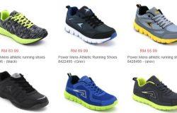 Beli kasut sukan murah online jenama Power berharga di bawah RM100 di website eCommerce Lazada Malaysia