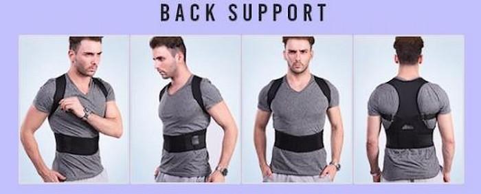 Beli produk back support untuk kurangkan sakit pinggang di Lazada Malaysia