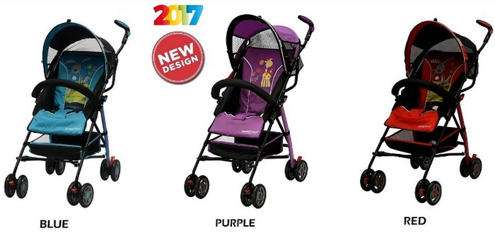 Beli stroller kanak kanak online yang ringan berharga di bawah RM100 di Lazada Malaysia