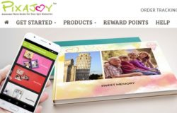 Cara mudah buat album gambar sendiri dengan website Pixajoy
