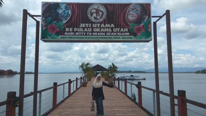 Jeti Pulau Orang Utan Perak