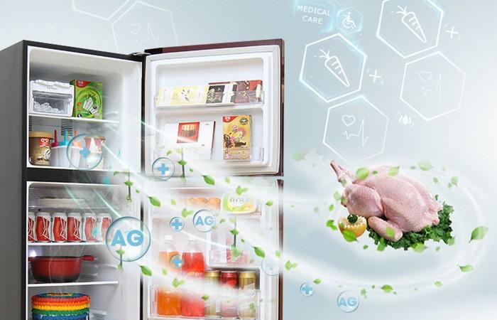 beli peti ais berbaloi yang mempunyai ciri ciri khas penjagaan kualiti makanan