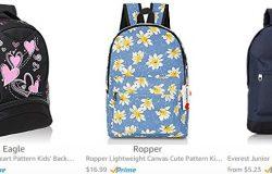 Beli beg sekolah yang cantik dan berkualiti di internet di website eCommerce Amazon