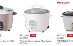 Promosi rice cooker elektrik yang bagus dan tahan lama murah online