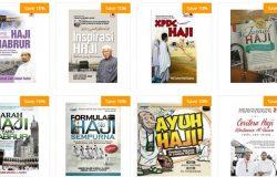 Senarai Beli Buku Agama Haji Dan Umrah