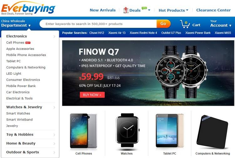 beli barang cina secara online