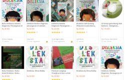 Dapatkan buku Anak Disleksia versi Indonesia di Tokopedia
