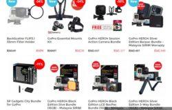 Beli kamera aktiviti lasak jenama GoPro