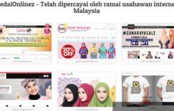 kedai online eCommerce