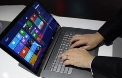 Vizio Thin + Light Touch With Windows 8