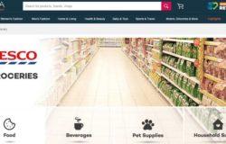 Beli barangan dapur rumah secara online di tesco online
