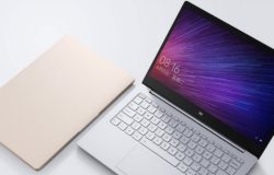 Xiaomi Mi Notebook Air Gold Colour