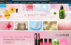 Produk kecantikan korea ada dijual di Lazada Malaysia