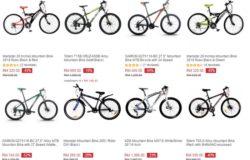 Promosi basikal mtb murah di Lazada Malaysia