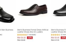 Beli kasut nikah lelaki jenis kulit online di Lazada Malaysia
