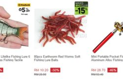Website kedai pancing online murah di Lazada Malaysia