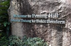 Welcome to Penang Hill