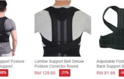 Baju terapi support tulang belakang yang bagus