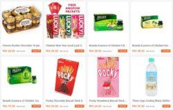 Beli barang keperluan harian dapur melalui internet di Ezbuy Malaysia