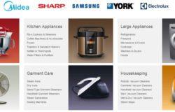 Beli perkakasan dan peralatan elektrik kegunaan rumah murah dan mudah di website eCommerce Lazada Malaysia