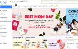 Cara mudah membeli di Taobao TMall 1688 melalui website eCommerce Ezbuy Malaysia