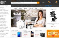 Website eCommerce China yang fokus kepada teknologi iaitu GearBest