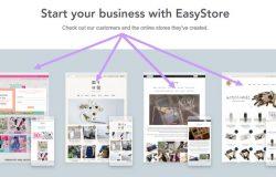 Cara mudah untuk bina web eCommerce online shopping