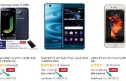 Promosi untuk beli handphone secara ansuran murah di Lazada Malaysia