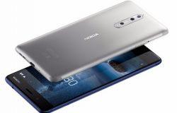 Gambar official Nokia 8