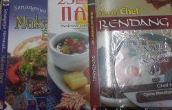 Beli buku resepi masakan di internet
